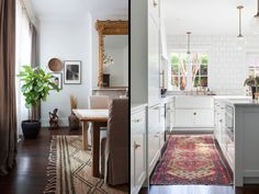 A Colonial Home with a Contemporary Twist // Lonny