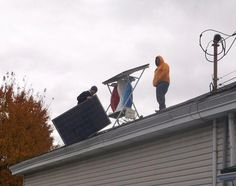 How to Build Solar Panels: The 7 Basic Steps - roof solar panel