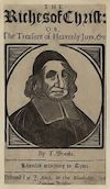 A Puritan's Mind » Thomas Brooks (1608-1680) (Puritan - visit the site to see full sized pictures).