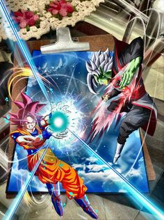Details about  /N-406 Japan Anime Goku Z Super Ultra Instinct Hot Wall Poster Art 20x30 24x36IN