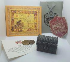2006 Pirates of the Caribbean Moonlit Voyage Event RARE Davy Jones Locker & Pin | Collectibles, Disneyana, Contemporary (1968-Now) | eBay!