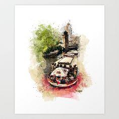 Prague Boat Veltava