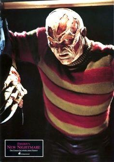 New Nightmare (1994) lobby card