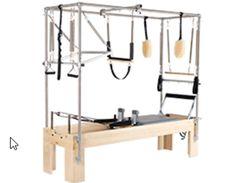 Balanced Body Reformer Trapeze Pilates Combo Swing