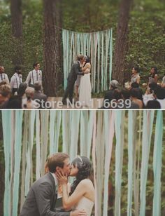 Find More Event & Party Supplies Information about 1M*2M Personalized Wedding Ribbon banner Booth Backdrop  DIY/ Customized Made Color Combination,High Quality ribbon belt,China ribbon lined alligator clips Suppliers, Cheap ribbon from Unique &Stylish Wedding on Aliexpress.com