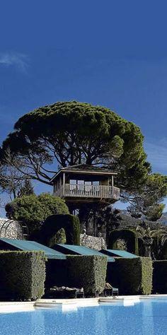Tree House #GranHotelSonNet #Mallorca #luxurytravel @son