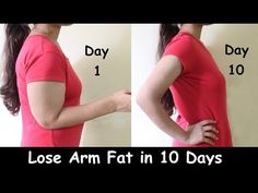 Get rid of flabby arms and tone sagging arms. How To Lose Arm Fat Slim Arms Workout, Back Fat Workout, Week Workout, Boxing Workout, Workout Routines, Fitness Workout For Women, Gym Workout For Beginners, Loose Arm Fat, How To Lose Arm Fat