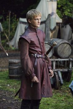 "Jack Gleeson as Joffrey Baratheon in ""Game of Thrones,"" 2011"