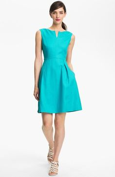 kate spade new york 'cleo' a-line dress available at #Nordstrom