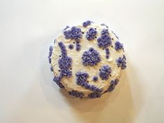 Hamilton's Newest GF Vegan Cupcakery is now open for business. Check out the new website www.bakersmancupcakery.com! and the blog,  zucchiniontheceiling.com :)  This is a scrumptious Lemon Lavender Love cake. Feeling hungry?