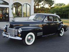 Cadillac automobile - cool photo