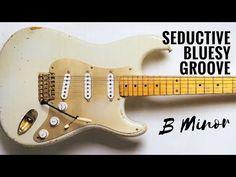 Bluesy Groove Backing Track Jam in Dm - YouTube