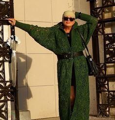 """Купить ПАЛЬТО """"BOHEMIA"""" - пальто, серый, ажур, ручная работа, пальто вязаное, мохер Crochet Jacket, Knit Crochet, Yarn Needle, Shabby Chic, Jumpsuit, Prom Dresses, Knitting, Style, Needlework"""