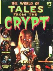 Book Crypt Keeper Tales From the Crypt via shared by Tales From The Crypt, Comic Books, Comics, World, Movie Posters, The World, Film Poster, Popcorn Posters, Comic Book