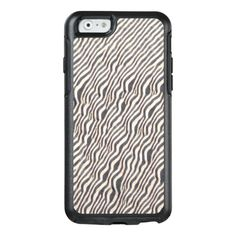 Animal Print - Zebra - Apple OtterBox  Iphone Case
