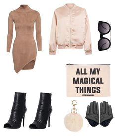 """""""Untitled #106"""" by tyra-breann on Polyvore featuring Pierre Balmain, Cameo Rose and Forever 21"""