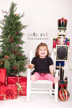 Born For Photography. Kids Christmas Photography.