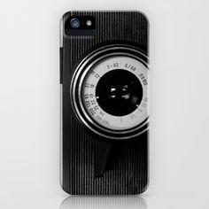 Lomo Camera Cosmic Symbol iPhone Case by cfortyone - $35.00