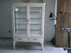 Glass Case Antique