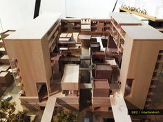 The Best Architecture Portfolio Designs Architecture Model Making, Architecture Student, Architecture Portfolio, Architecture Plan, Amazing Architecture, Interior Architecture, Arch Model, Terrace Design, Innovation Design