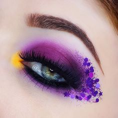 Ariel Make Up ~ Make Up & Beauty with a Princess Touch: ♕ Make Up Look ~ Pansy ♕{Feat. Sugarpill Cosmetics & Glitter Palace}
