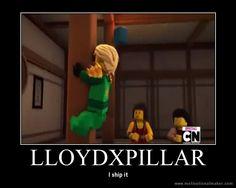 lloyd x pillar. LOLOLOLOL