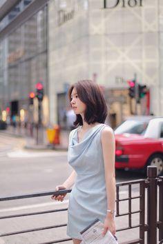 밀크코코아 피팅모델 윤선영 : 네이버 블로그 Asian Fashion, Girl Fashion, Fashion Outfits, Korean Beauty, Asian Beauty, Asian Woman, Asian Girl, Yoon Sun Young, Korean Short Hair