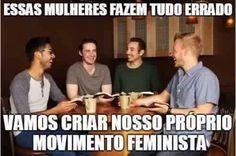 Homens no feminismo