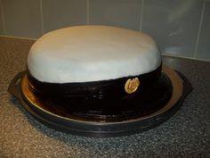YO-kakku ylioppilaalle Baking, Party, Food, Graduation, Student, Cakes, Bread Making, Fiesta Party, Patisserie