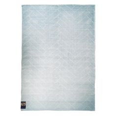 FINARTE Teppich Aitta light blue/white 140x200 cm