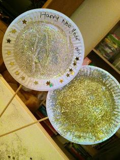 New Years Eve kids craft