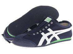 these r so practical and my fave brand.. i want Onitsuka Tiger by Asics Mexico 66® Slip-On