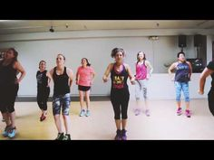 "Zumba with Talia ""WTF"" Missy Elliot Missy Elliot, Zumba Instructor, Health Fitness, Exercise, Gym, Youtube, Excercise, Health And Wellness, Exercise Workouts"