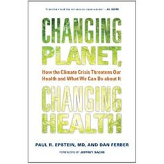 How our health is affected by climate change.