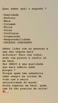 Essa sou eu!!! Reflection Quotes, Daily Goals, Instagram Blog, Always Remember, Fashion Quotes, God Is Good, Text Messages, Sentences, My Lord