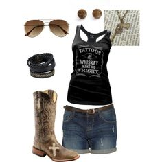 WeFest outfit - whiskey