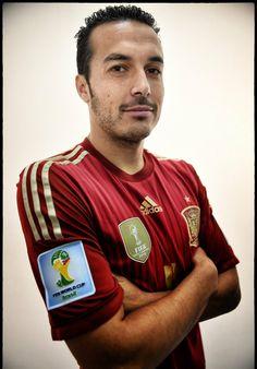 6b70151ce Pedro  spain  worldcup2014brazil  soccer  football Sports Website