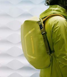 "Descente Allterrain Yoshida Kaban ""Porter"" collaboration backpack"