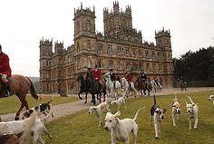 Downton Abbey - Fox Hunt begins