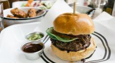 A juicy burger perfected by Beef & Liberty in Wan Chai, #HongKong - via @That Food Cray !!!