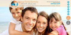#sesamewebdesign #psds #dental #responsive #orange #blue #topnav #top-nav #fullwidth #full-width #sticky #circles #parallax #texture #sans #photography