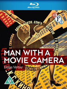 Man with a Movie Camera - Blu-Ray (Bfi Region B) Release Date: July 27, 2015 (Amazon U.K.)