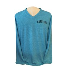 super comfortable and moisture wicking | Cape Cod Dry Fit Tech Long Sleeve | LaBelle's