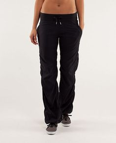 Lululemon Studio Pant II*Unlined- Best warm up/lounge pants ever! - CrossFit Clothing