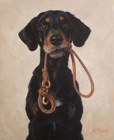 Elton von Michelle Kondos Oil ~ 20 x 16 - DOG'S - leonie Paintings I Love, Nature Paintings, Animal Paintings, 3d Fantasy, Gif Animé, Art And Illustration, Dog Portraits, Art Plastique, Figure Painting