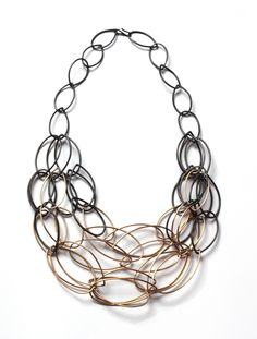 megan auman — Maya necklace reversed - SHIFT COLLECTION