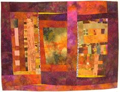 The Textile Blog: Helene Davis and Hand Dyed Artwork