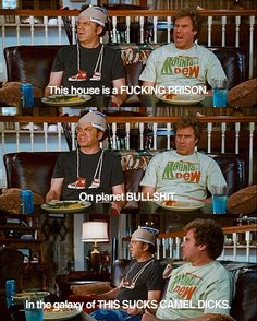 Step Brothers-one of the best movies ever! Lol, Haha Funny, Funny Stuff, Funny Shit, Funny Things, Random Stuff, Random Things, Hilarious Memes, Funny Humor