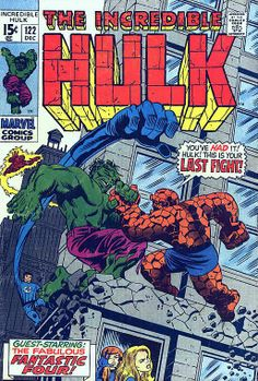 Incredible Hulk # 122 by Herb Trimpe