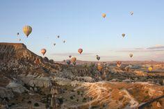 #Cappadocia in mongolfiera - di Manem79